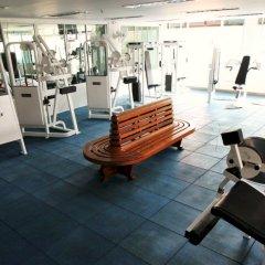 Отель AC Sport Village фитнесс-зал фото 3