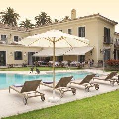 Отель Villa Jerez Испания, Херес-де-ла-Фронтера - отзывы, цены и фото номеров - забронировать отель Villa Jerez онлайн бассейн