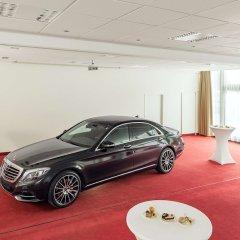 Отель Nh Wien Airport Conference Center Вена фитнесс-зал фото 4