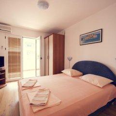 Отель Lyon Apartments Черногория, Будва - отзывы, цены и фото номеров - забронировать отель Lyon Apartments онлайн комната для гостей фото 5