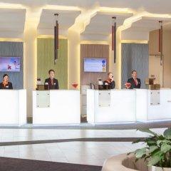Гостиница Новотель Москва Шереметьево интерьер отеля фото 2