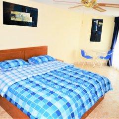 Отель 1 bed at Angket Hip Residence Паттайя комната для гостей фото 2