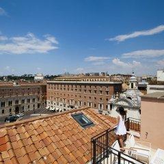 Отель Oriana Suites Rome балкон