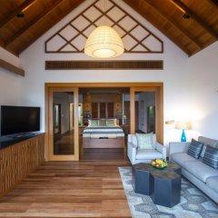 Отель Baros Maldives Мальдивы, Остров Барос - 8 отзывов об отеле, цены и фото номеров - забронировать отель Baros Maldives онлайн комната для гостей фото 3