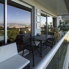 Отель Casa de Cravel Вила-Нова-ди-Гая балкон