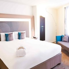 Отель Novotel London Excel комната для гостей фото 2