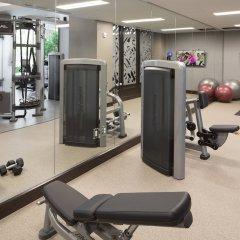 Отель Crystal Gateway Marriott фитнесс-зал