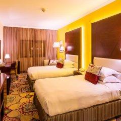 Отель Coral Dubai Deira Hotel ОАЭ, Дубай - 2 отзыва об отеле, цены и фото номеров - забронировать отель Coral Dubai Deira Hotel онлайн комната для гостей фото 5