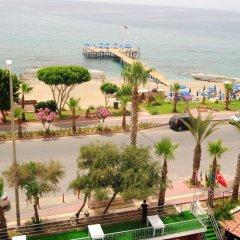 Semt Luna Beach Hotel - All Inclusive пляж