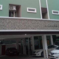 Отель Nichada Mansion Таиланд, Бангкок - отзывы, цены и фото номеров - забронировать отель Nichada Mansion онлайн парковка