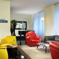 Отель UNAHOTELS Century Milano интерьер отеля
