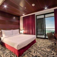 Radisson Blu Hotel, Abu Dhabi Yas Island комната для гостей фото 4