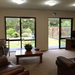 Отель Lake Brunner Accommodation and Golf Course комната для гостей фото 2
