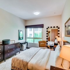 Апартаменты Short Booking - 1 BDR Apartment Greens комната для гостей фото 2