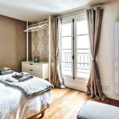 Отель Love Nest in Saint Germain Париж комната для гостей