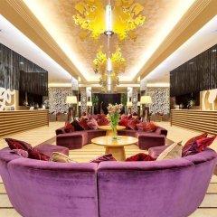 Отель Barceló Royal Beach Болгария, Солнечный берег - 1 отзыв об отеле, цены и фото номеров - забронировать отель Barceló Royal Beach онлайн интерьер отеля фото 2