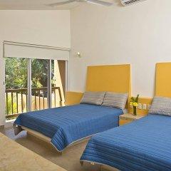 Hotel Ixzi Plus комната для гостей
