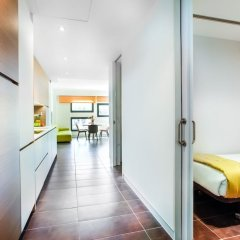 Апартаменты Cosmo Apartments Sants комната для гостей фото 10