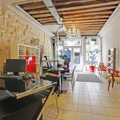 Отель Appartements Paris Centre - At Home-Hotel Франция, Париж - отзывы, цены и фото номеров - забронировать отель Appartements Paris Centre - At Home-Hotel онлайн интерьер отеля фото 3