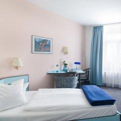 Отель Smetana Германия, Дрезден - отзывы, цены и фото номеров - забронировать отель Smetana онлайн комната для гостей фото 2