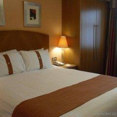 Отель Holiday Inn Manchester West Великобритания, Солфорд - отзывы, цены и фото номеров - забронировать отель Holiday Inn Manchester West онлайн комната для гостей фото 3