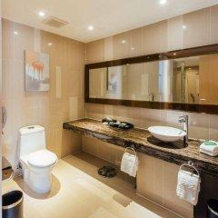 Grand Metropark Hotel Suzhou ванная
