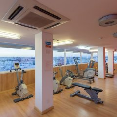 Globo Hotel фитнесс-зал фото 2