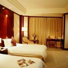 Отель The Bund Hotel Китай, Шанхай - отзывы, цены и фото номеров - забронировать отель The Bund Hotel онлайн комната для гостей фото 4