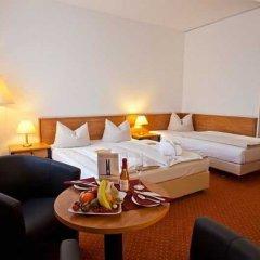 Отель NOVINA HOTEL Südwestpark Nürnberg Германия, Нюрнберг - 1 отзыв об отеле, цены и фото номеров - забронировать отель NOVINA HOTEL Südwestpark Nürnberg онлайн в номере фото 2