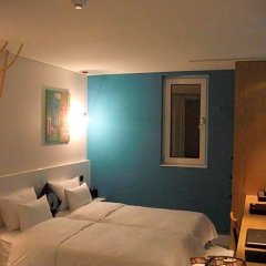 Отель The Designers Samseong Южная Корея, Сеул - отзывы, цены и фото номеров - забронировать отель The Designers Samseong онлайн фото 2