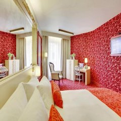 Гостиница Домина Санкт-Петербург 5* Мансардный номер с двуспальной кроватью фото 16