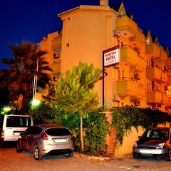 Marsyas Hotel парковка