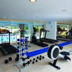 Отель Batihan Beach Resort & Spa - All Inclusive фитнесс-зал