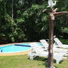 Отель Dalmanuta Gardens Шри-Ланка, Бентота - отзывы, цены и фото номеров - забронировать отель Dalmanuta Gardens онлайн бассейн фото 2