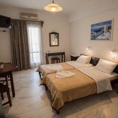 Отель Fomithea Греция, Остров Санторини - отзывы, цены и фото номеров - забронировать отель Fomithea онлайн комната для гостей фото 4