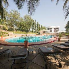 Отель Volta Hotel Akosombo Гана, Акосомбо - отзывы, цены и фото номеров - забронировать отель Volta Hotel Akosombo онлайн бассейн