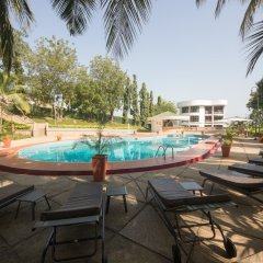 Volta Hotel Akosombo бассейн
