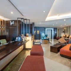 Отель A-One Pattaya Beach Resort спа фото 2