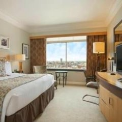 Отель London Hilton on Park Lane 5* Стандартный номер с различными типами кроватей фото 24