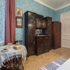 Hotel-Museum Epoch Москва в номере