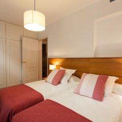 Апартаменты Serennia Apartments Ramblas-Pl.Catalunya комната для гостей фото 4