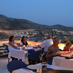 Lizo Hotel Турция, Калкан - отзывы, цены и фото номеров - забронировать отель Lizo Hotel онлайн питание фото 3