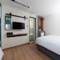 Отель First Stay Hotel Южная Корея, Сеул - отзывы, цены и фото номеров - забронировать отель First Stay Hotel онлайн удобства в номере