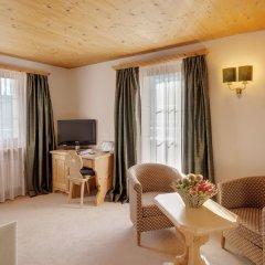 Отель Morosani Posthotel Davos Швейцария, Давос - отзывы, цены и фото номеров - забронировать отель Morosani Posthotel Davos онлайн комната для гостей фото 3