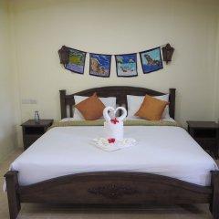 Отель Euro Lanta White Rock Resort And Spa Ланта сейф в номере
