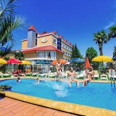 Гостиница Каисса бассейн