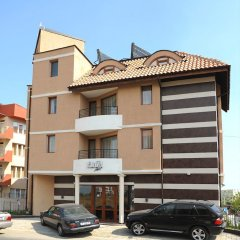 Отель Plaza Болгария, Равда - отзывы, цены и фото номеров - забронировать отель Plaza онлайн парковка