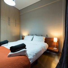 Апартаменты Luxury Cozy Apartment near Acropolis комната для гостей фото 3