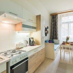 Апартаменты Jeruzalemska apartment в номере