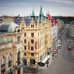 Отель Kings Court Hotel Чехия, Прага - 13 отзывов об отеле, цены и фото номеров - забронировать отель Kings Court Hotel онлайн фото 3